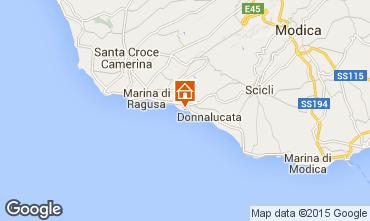 Mappa Marina di Ragusa Casa 81964