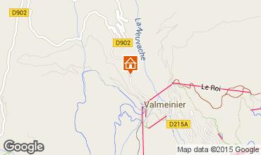 Mappa Valmeinier Chalet 3441
