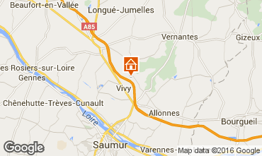 Mappa Saumur Agriturismo 81923