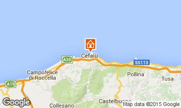 Mappa Cefalù Monolocale 65168
