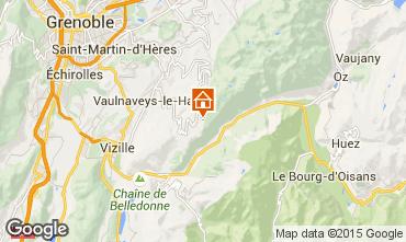 Mappa Chamrousse Appartamento 29263