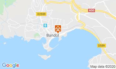 Mappa Bandol Monolocale 40335