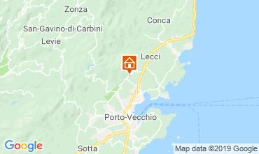 Mappa Porto Vecchio Bungalow 118168