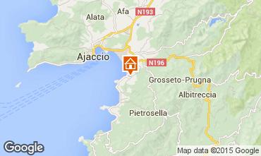 Mappa Ajaccio Casa 7844