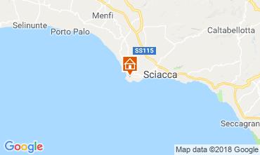 Mappa Sciacca Appartamento 111247