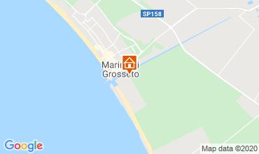 Mappa Grosseto Appartamento 107880