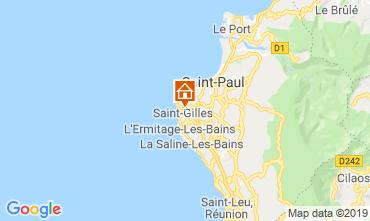 Mappa Saint Gilles Agriturismo 110815