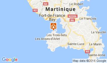 Mappa Trois Ilets Appartamento 107060