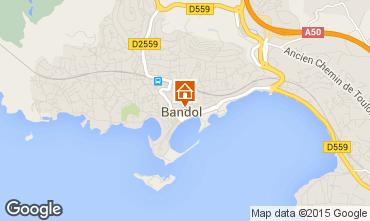 Mappa Bandol Appartamento 62006
