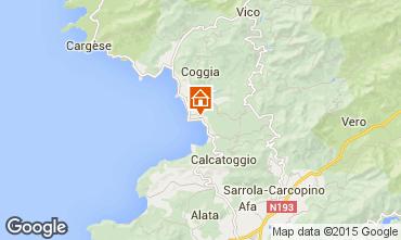 Mappa Ajaccio Monolocale 94021
