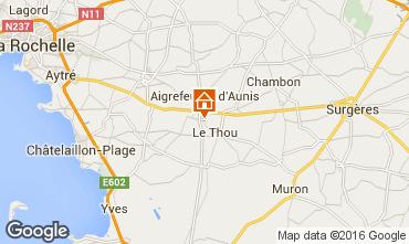 Mappa La Rochelle Casa 102517