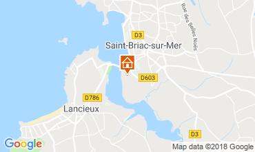 Mappa Saint Malo Casa mobile 7575