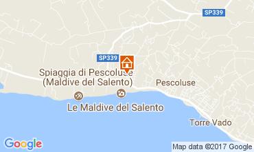 Mappa Pescoluse Appartamento 109200