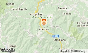 Mappa Abetone Appartamento 64890