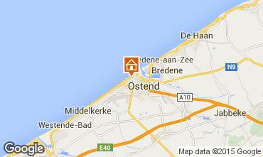 Mappa Oostenda Appartamento 101727