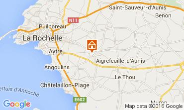 Mappa La Rochelle Monolocale 104636
