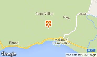 Mappa Casal Velino Appartamento 82331