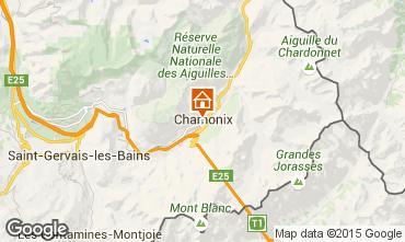 Mappa Chamonix Mont-Blanc (Monte Bianco) Monolocale 667