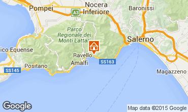 Mappa Amalfi Appartamento 100966