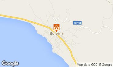 Mappa Bolsena Appartamento 70703