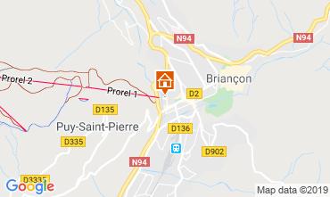 Mappa Briançon Appartamento 82894