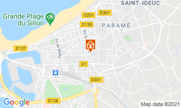 Mappa Saint Malo Casa 89024