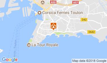 Mappa Tolone Monolocale 98823