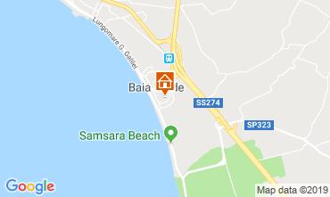 Mappa Gallipoli Appartamento 119035