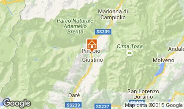 Mappa Pinzolo Monolocale 40038