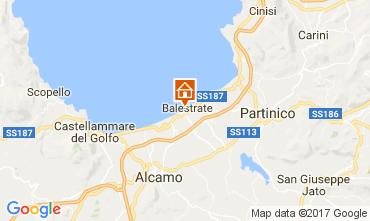Mappa Balestrate Appartamento 106370