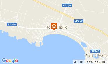 Mappa Torre Lapillo Appartamento 107950