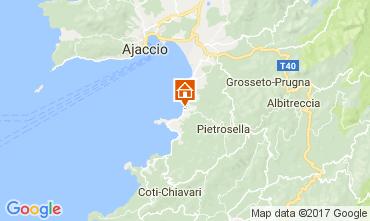Mappa Porticcio Villa  87260