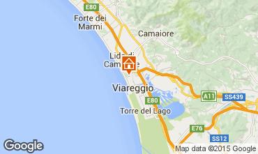 Mappa Viareggio Casa 64334