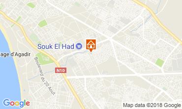 Mappa Agadir Appartamento 116010