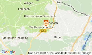 Mappa Strasburgo Agriturismo 81456