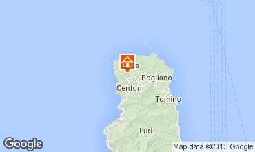 Mappa Ersa Agriturismo 90740