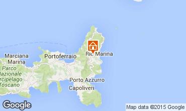 Mappa Rio Marina Appartamento 85793