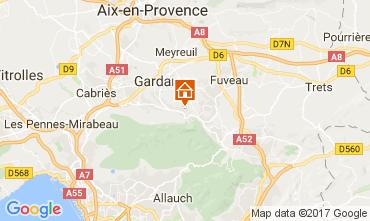 Mappa Marsiglia Appartamento 112426
