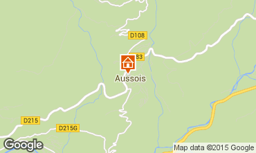 Mappa Aussois Appartamento 80820