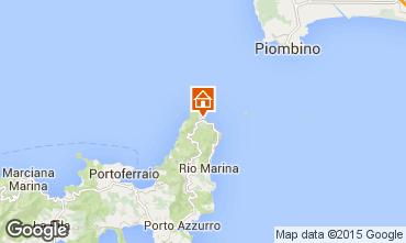Mappa Rio Marina Monolocale 95080