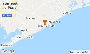 Mappa Eraclea Mare Monolocale 97384