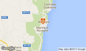 Mappa Marina di Novaglie Appartamento 95698