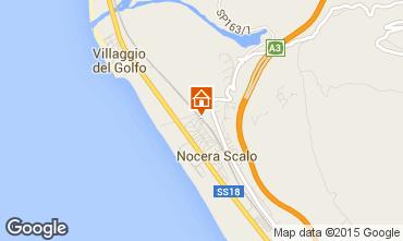 Mappa Nocera Terinese Appartamento 33582
