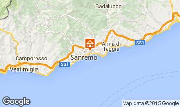 Mappa Sanremo Appartamento 81082