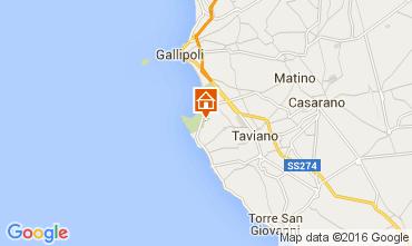 Mappa Gallipoli Villa  95969