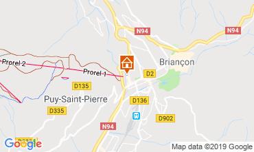 Mappa Briançon Appartamento 117714
