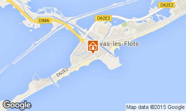 Mappa Palavas-les-Flots Monolocale 71266