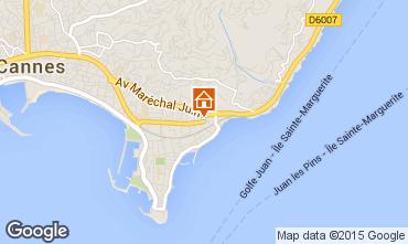 Mappa Cannes Appartamento 39310