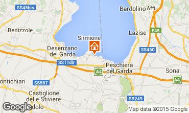 Mappa Sirmione Appartamento 84752