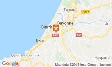 Mappa Biarritz Villa  119911